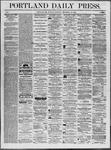 Portland Daily Press: December 15,1862
