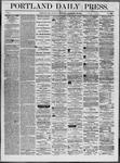 Portland Daily Press: December 16,1862