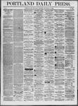 Portland Daily Press: December 18,1862