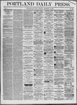 Portland Daily Press: December 19,1862