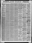 Portland Daily Press: December 20,1862
