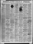 Portland Daily Press: December 23,1862