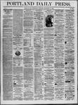 Portland Daily Press: December 24,1862