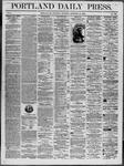 Portland Daily Press: December 25,1862