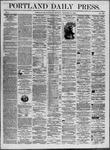Portland Daily Press: December 27,1862