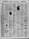 Portland Daily Press: December 29,1862