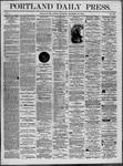 Portland Daily Press: December 30,1862