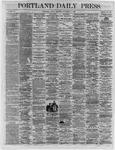 Portland Daily Press:  November 04,1864
