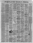 Portland Daily Press:  November 29,1864