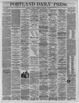 Portland Daily Press:  December 01,1864