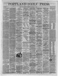 Portland Daily Press:  December 03,1864