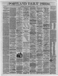 Portland Daily Press:  December 06,1864