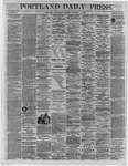 Portland Daily Press: December 07,1864