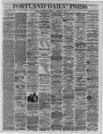 Portland Daily Press: December 08,1864