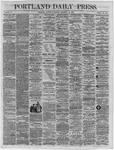 Portland Daily Press: December 10,1864
