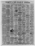 Portland Daily Press: December 12,1864