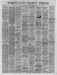 Portland Daily Press: December 20,1864