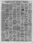Portland Daily Press:  December 22,1864