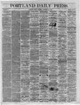 Portland Daily Press: December 23,1864
