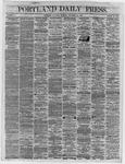 Portland Daily Press:  December 24,1864