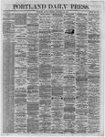 Portland Daily Press: December 26,1864