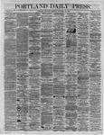 Portland Daily Press: December 29,1864