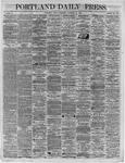 Portland Daily Press: December 30,1864