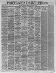 Portland Daily Press: December 31,1864