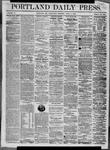 Portland Daily Press: April 06,1864