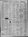 Portland Daily Press: April 09,1864