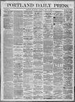 Portland Daily Press: April 12,1864