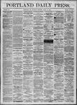 Portland Daily Press: April 14,1864