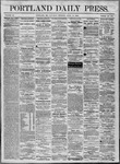 Portland Daily Press: April 16,1864