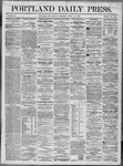 Portland Daily Press: April 18,1864