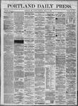 Portland Daily Press: April 19,1864