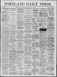 Portland Daily Press: April 21,1864