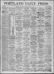 Portland Daily Press: April 25,1864