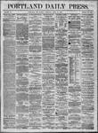 Portland Daily Press: April 26,1864