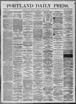 Portland Daily Press: April 28,1864
