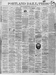 Portland Daily Press: January 01,1866