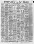 Portland Daily Press: January 08,1866