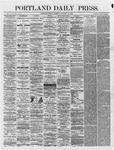 Portland Daily Press: January 12,1866