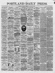 Portland Daily Press: January 13,1866