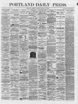 Portland Daily Press: January 15,1866