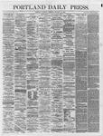 Portland Daily Press: January 16,1866