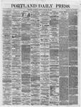 Portland Daily Press: January 20,1866