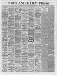 Portland Daily Press: January 23,1866