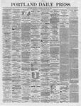 Portland Daily Press: January 27,1866