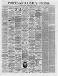 Portland Daily Press: January 29,1866