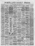 Portland Daily Press: January 30,1866